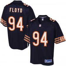 De Chicago de los hombres lleva Jersey de jugador marino de línea Leonard Floyd Pro