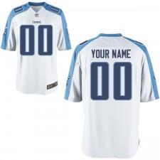 Hombres de Tennessee Titanes Nike luz azul personalizado alternativa Camiseta