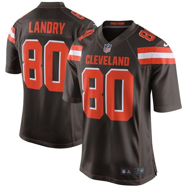 Oferta de trabajo Embrión algo  Cleveland Browns hombres Jarvis Landry Nike Brown juego Camiseta - Camisetas  NFL Tienda - Tienda de camisetas oficiales de la NFL Online