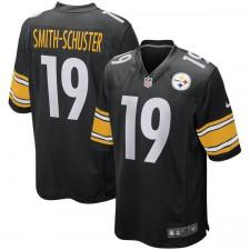 Pittsburgh Steelers de los Hombres JUJU Smith-Schuster Nike Juego Camiseta
