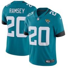 Los hombres de Jacksonville jaguares Jalen Ramsey Nike Teal nuevo 2018 vapor intocable Limitada Camiseta