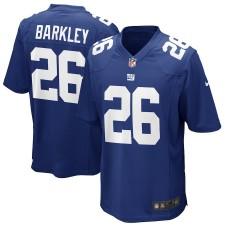 Jóvenes de New York Giants Saquon Barkley Nike Royal 2018 NFL Proyecto juego de selección Camiseta