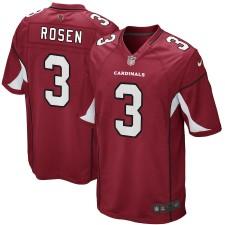 Arizona cardenales Josh Rosen Nike de los hombres Camiseta de juego de cardenal