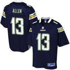 Hombres Los Angeles Chargers Keenan Allen Pro Line Equipo Color Camiseta