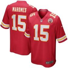 Jóvenes Kansas City Chiefs Patrick Mahomes Nike red camiseta
