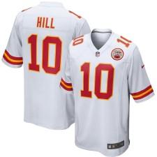 Hombres Kansas City Chiefs Tyreek Hill Nike Blanco Juego Camiseta