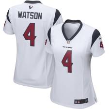 Deshaun Watson Houston Texans Nike Jugador Femenino Jugador Camisetas - Blanco