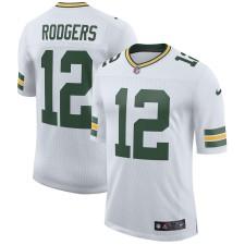 Hombres Green Bay Packers Aaron Rodgers Nike Blanco Clásico Limitada Jugador Camisetas