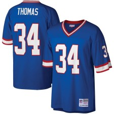 Mitchell & Ness Thurman Thomas Buffalo Bills Royal Legacy réplica Camisetas