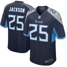 Adoree' Jackson Tennessee Titans Nike New 2018 Juego Camisetas - Marina