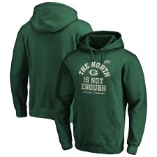 Green Bay Packers NFL Pro Line por Fanatics Branded 2019 NFC North Division Champions Cover Two Pullover Hoodie - Verde