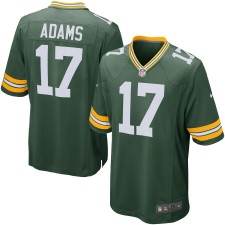 Davante Adams Green Bay Packers Nike Team Juego Camisetas - Verde