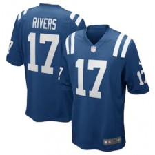 Philip Rivers Indianapolis Colts Nike 2020 Juego Camisetas - Royal