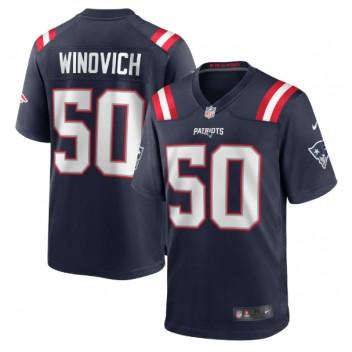 Chase Winovich New England Patriots Nike Juego Camisetas - Marina