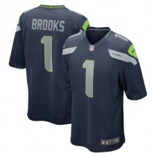 Jordyn Brooks Seattle Seahawks Nike 2020 NFL Draft First Round Pick Juego Camisetas - Marina