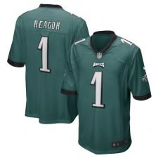 Jalen Reagor Philadelphia Eagles Nike 2020 NFL Draft First Round Pick Juego Camisetas - Verde