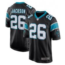 Donte Jackson Carolina Panthers Nike Jugador Juego Camisetas - Negro