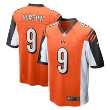 Joe Burrow Cincinnati Bengals Nike 2020 NFL Draft First Round Pick Juego Camisetas - Orange