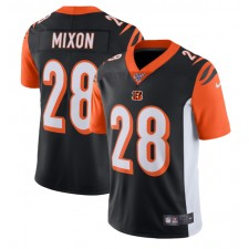 Joe Mixon Cincinnati Bengals Nike NFL 100 Vapor Limited Camisetas - Negro