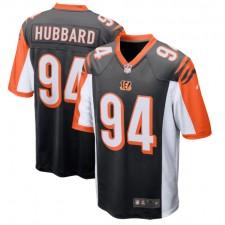 Sam Hubbard Cincinnati Bengals Nike Juego Jugador Camisetas - Negro