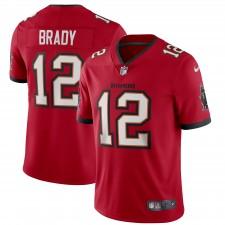 Tom Brady Tampa Bay Buccaneers Nike Vapor Limited Camisetas - Rojo