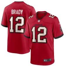 Tom Brady Tampa Bay Buccaneers Nike Juego Camiseta - Rojo