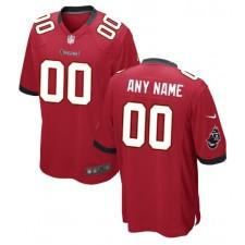 Tampa Bay Buccaneers Nike Youth Custom Team Color Juego Camisetas - Rojo