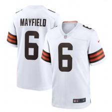 Baker Mayfield Cleveland Browns Nike Jugador Camisetas – Blanco