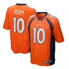 Jerry Jeudy Denver Broncos Nike 2020 NFL Draft First Round Pick Juego Camisetas - Naranja