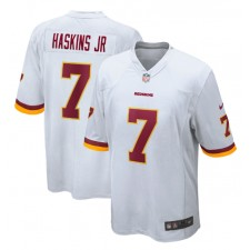 Dwayne Haskins Washington Redskins Nike Juego Camisetas - Blanco