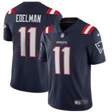 Julian Edelman New England Patriots Nike Vapor Limitada Camisetas - Marina