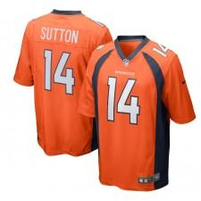 Courtland Sutton Denver Broncos Nike Juego Camisetas - Naranja