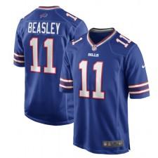 Cole Beasley Buffalo Bills Nike Juego Jugador Camisetas - Real