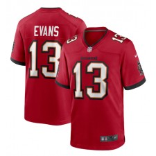 Mike Evans Tampa Bay Buccaneers Nike Jugador Juego Camisetas - Rojo