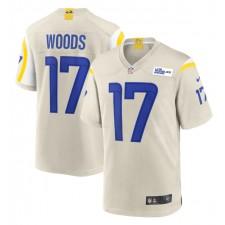 Robert Woods Los Angeles Rams Nike Juego Camisetas - Hueso