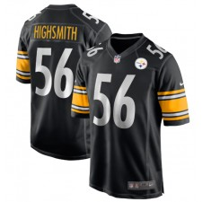 Nike Alex Highsmith Pittsburgh Steelers Camiseta negro