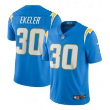 Austin Ekeler Los Angeles Chargers Nike Vapor Limited Camisetas - Azul polvo