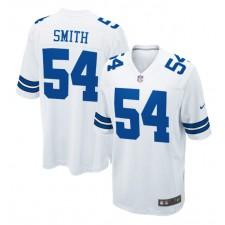 Jaylon Smith Dallas Cowboys Nike Juego Camisetas - Blanco