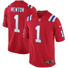 Cam Newton New England Patriots Nike Alternate Juego Camisetas - Rojo