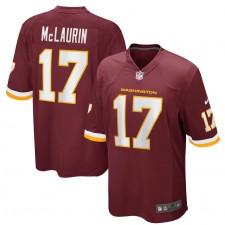 Terry McLaurin Washington Football Team Nike Juego Camisetas - Borgoña
