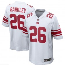 Saquon Barkley New York Giants Nike Juego Camisetas - Blanco