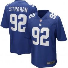 Michael Strahan New York Giants Nike Game Retired Jugador Camisetas - Real