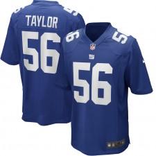 Lawrence Taylor New York Giants Nike Juego Retired Jugador Camisetas - Real