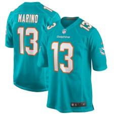 Dan Marino Miami Dolphins Nike Juego Retired Jugador Camisetas - Aqua