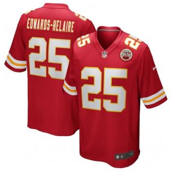 Clyde Edwards-Helaire Kansas City Chiefs Nike Juego Camisetas – Rojo