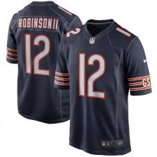 Allen Robinson Chicago Bears Nike Juego Jugador Camisetas - Marina