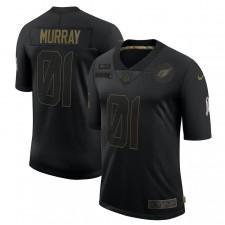 Kyler Murray Arizona Cardinals Nike 2020 Salute To Service Limitada Camisetas – Negro