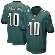 DeSean Jackson Philadelphia Eagles Nike Juego Jugador Camisetas - Verde