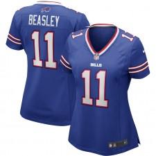 Cole Beasley Buffalo Bills Nike Jugador Femenino Juego Camisetas - Real