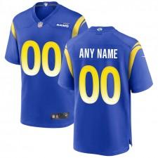 Los Angeles Rams Nike Personalizado Juego Camisetas - Real